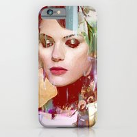 iPhone & iPod Case featuring Vengeance of a betrayed woman by Ganech joe