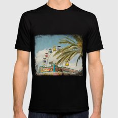 Carnival South Black SMALL Mens Fitted Tee