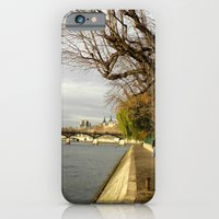 iPhone & iPod Case featuring seine 3 by AuFish92024