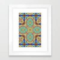 ParBleu! Framed Art Print