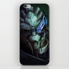 Mass Effect: Garrus Vakarian iPhone & iPod Skin