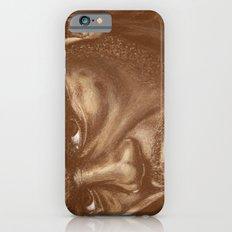 round 9..lenox lewis iPhone 6 Slim Case