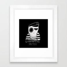 One-Eyed Willy Framed Art Print