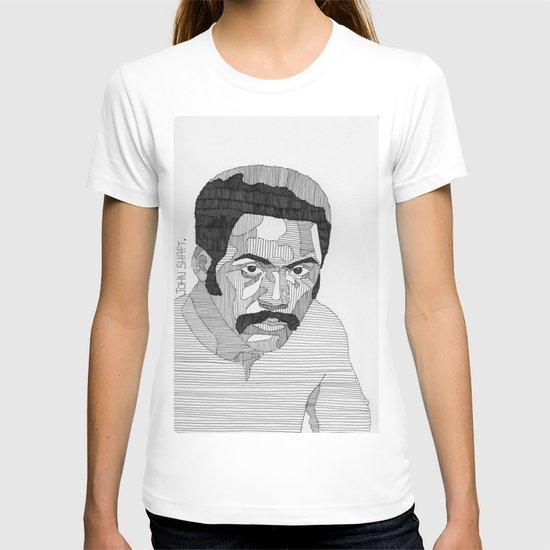 John Shaft. T-shirt