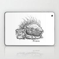 Barf Bag Laptop & iPad Skin