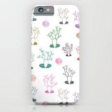 Cacti under the moon Slim Case iPhone 6s
