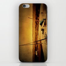 Blakeney Boats iPhone & iPod Skin