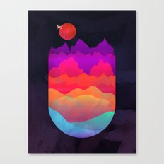 MOUNTAIN ESCAPE Canvas Print