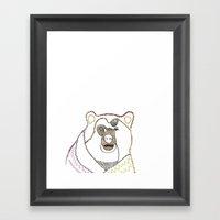 Agape Framed Art Print