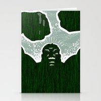 hulk Stationery Cards featuring Hulk by Duke Dastardly