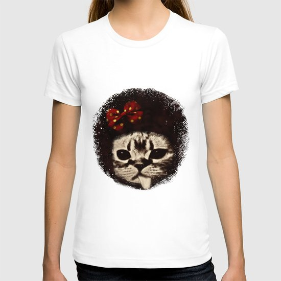 Cat (Pack-a-cat) T-shirt