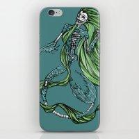 Death of a Siren iPhone & iPod Skin