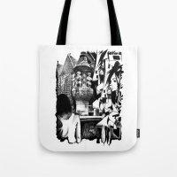 Fontain Tote Bag