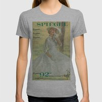 1957 Spring/Summer Catal… Womens Fitted Tee Athletic Grey SMALL