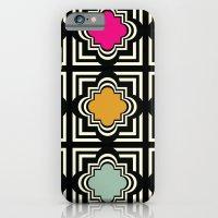 Geo Tile  iPhone 6 Slim Case