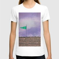 flag T-shirts featuring Flag by Maite Pons