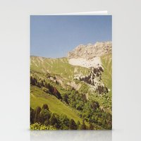 Moutain Stationery Cards