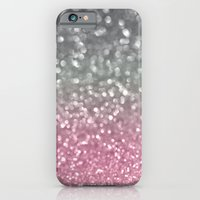 Gray and Light Pink iPhone 6 Slim Case