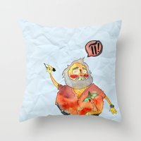 Pi Power! Throw Pillow