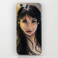 Princess Tamina iPhone & iPod Skin