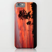 iPhone & iPod Case featuring Island Sunrise by Rick Kirby