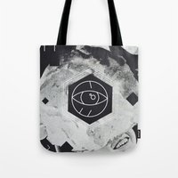 Moon Eye Tote Bag