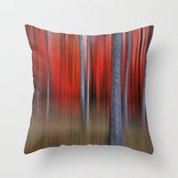 Gimick Throw Pillow
