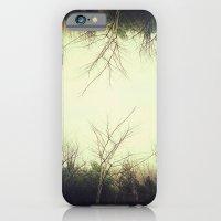 Green trees.  iPhone 6 Slim Case