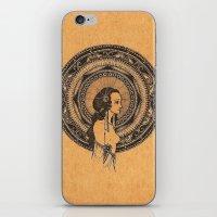 ligeia iPhone & iPod Skin