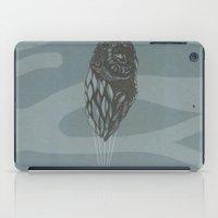 Hot Owl Balloon iPad Case