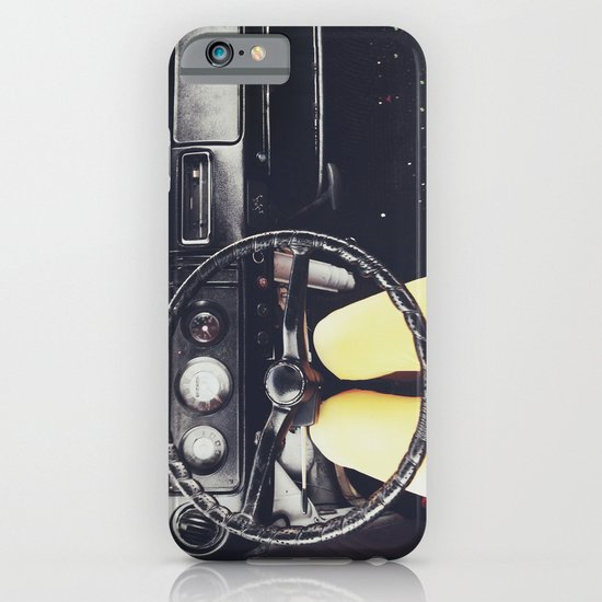 From Behind The Wheel - I iPhone & iPod Case