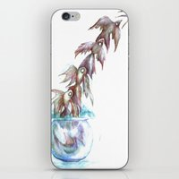 Like A Fish Out Of Water iPhone & iPod Skin