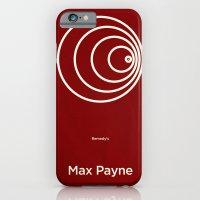 Remedy's Max Payne iPhone 6 Slim Case