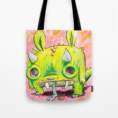Spirit Animal: Subatomic Photo Muncher Tote Bag