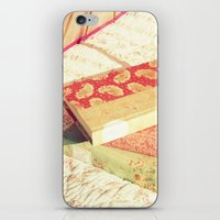 She Has Stories For Days iPhone & iPod Skin