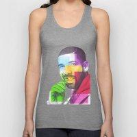 Drake Hotline  Unisex Tank Top