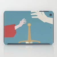 The Sword In The Stone -… iPad Case