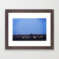Twilight Framed Art Print