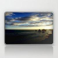 Clouds Circling The Twel… Laptop & iPad Skin
