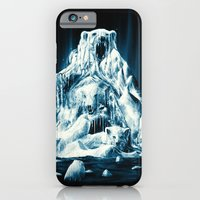 iPhone & iPod Case featuring Melting Icebears by nicebleed