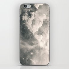 Find Me Among The Stars iPhone & iPod Skin