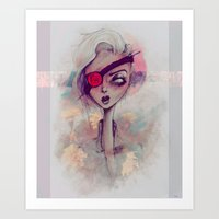 Colors Perceived Art Print