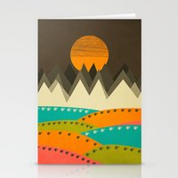 Textures/Abstract 122 Stationery Cards