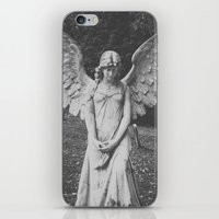 Angel no. 2 iPhone & iPod Skin