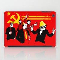 The Communist Party (original) iPad Case