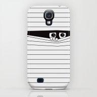 Watching. Galaxy S4 Slim Case