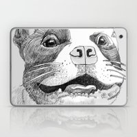 Bunix Pug Laptop & iPad Skin