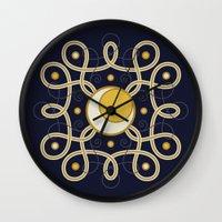 Celestial Convergence  Wall Clock