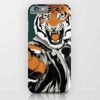 Belligerent Bengal iPhone 6 Slim Case