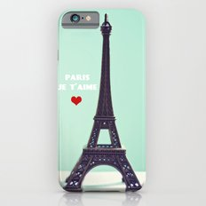 Paris Je T'aime iPhone 6 Slim Case